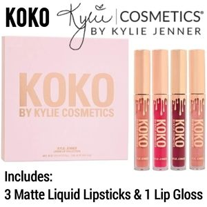 Kylie Cosmetics Original Koko Kollection Lip Set